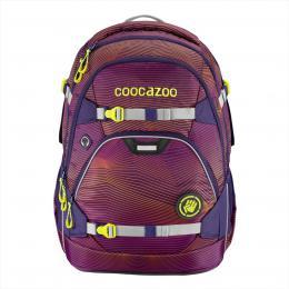Školní batoh coocazoo ScaleRale, Soniclights Purple, certifikát AGR - zvìtšit obrázek