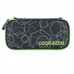 Penál coocazoo PencilDenze, Laserreflect Solar-Green