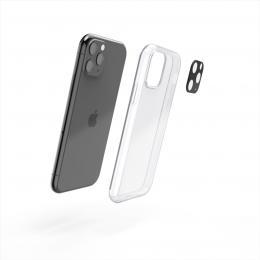 Hama Protection, set krytu a ochranného skla fotoaparátu, pro Apple iPhone 11 Pro - zvìtšit obrázek