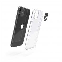 Hama Protection, set krytu a ochranného skla fotoaparátu, pro Apple iPhone 11