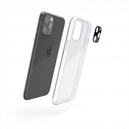 Hama Protection, set krytu a ochranného skla fotoaparátu, pro Apple iPhone 11 Pro Max - zvìtšit obrázek