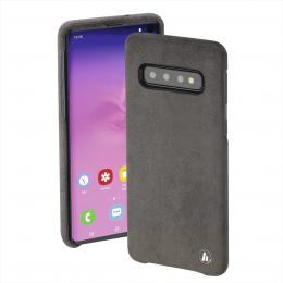 Hama Finest Touch, kryt pro Samsung Galaxy S10, antracitov�