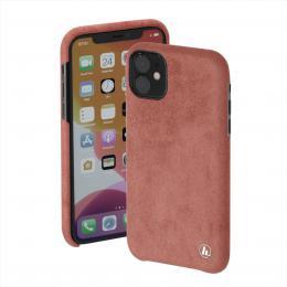 Hama Finest Touch, kryt pro Apple iPhone 12 mini, korálový