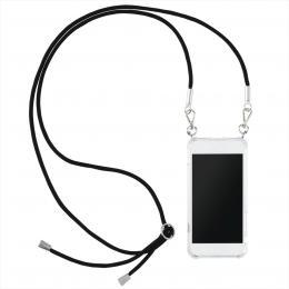 Hama Cross-Body, kryt se šòùrkou pro Apple iPhone 12 mini, prùhledný - zvìtšit obrázek