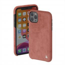 Hama Finest Touch, kryt pro Apple iPhone 12/12 Pro, korálový
