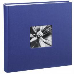 Hama album klasické FINE ART 30x30 cm, 100 stran, modrá