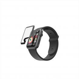 Hama Hiflex, ochrana displeje pro Apple Watch 4/5/6/SE, 40 mm, nerozbitná