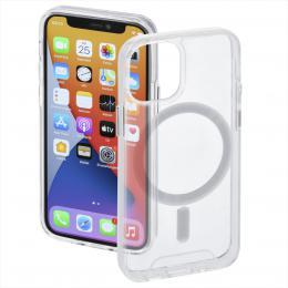 Hama MagCase Safety, kryt pro Apple iPhone 12 mini, prùhledný