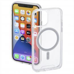 Hama MagCase Safety, kryt pro Apple iPhone 12/12 Pro, prùhledný - zvìtšit obrázek