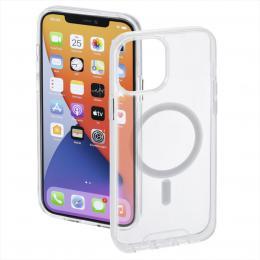 Hama MagCase Safety, kryt pro Apple iPhone 12 Pro Max, prùhledný