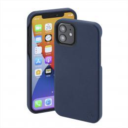 Hama MagCase Finest Sense, kryt pro Apple iPhone 12/12 Pro, modrý
