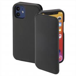 Hama MagCase Finest Sense, otevírací pouzdro pro Apple iPhone 12 mini, èerné
