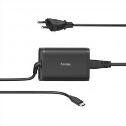 Hama USB-C napбjecн zdroj, Power Delivery, 5-20 V, 65 W