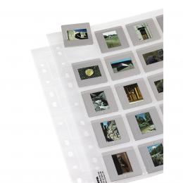 Detail produktu - Hama obal pro 20 diarámečků 5 x 5 cm, 2,3 mm, 25 ks