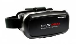 Braun B-VR Pro, virtuální brýle pro smartphone
