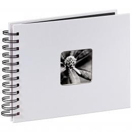 Hama album klasické spirálové FINE ART 24x17 cm, 50 stran, køídová