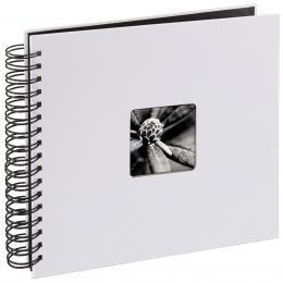 Hama album klasické spirálové FINE ART 28x24 cm, 50 stran, køídová