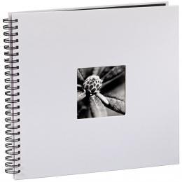 Hama album klasické spirálové FINE ART 36x32 cm, 50 stran, køídová