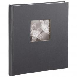 Hama album klasické FINE ART 29x32 cm, 50 stran, šedé