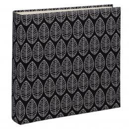 Hama album klasické LA FLEUR 30x30 cm, 100 stran, èerná