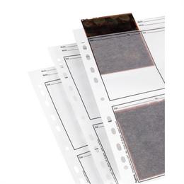 Hama negative sleeves, 9 x 12 cm, Glassine matt