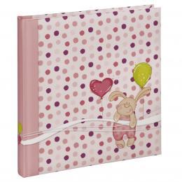 Hama album klasické LITTLE RABBIT 29x32 cm, 50 stran, rùžové