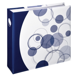 Hama album memo PUNTINO 10x15/200, modrá, popisové pole - zvìtšit obrázek