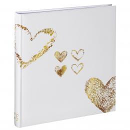 Hama album klasické LAZISE 29x32 cm, 50 stran, zlaté