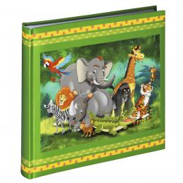 Hama album klasické JUNGLE ANIMALS 25x25 cm, 50 stran