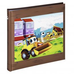 Detail produktu - Hama album klasické LUKE 25x25 cm, 50 stran