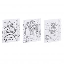 Detail produktu - Hama album leporelo COLORARE 10x15/12, set 3 ks, pro kluky
