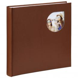Hama album klasické CUMBIA 30x30 cm, 80 stran, tøešòový mahagon