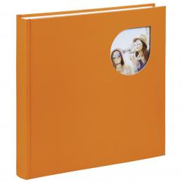 Hama album klasické CUMBIA 30x30 cm, 80 stran, zlatý mák
