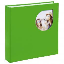 Hama album memo CUMBIA 10x15/200, jasmínová zelená, popisové pole