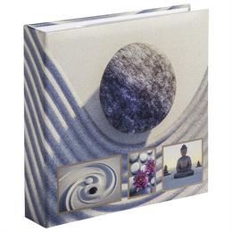 Hama album memo FEELING 10x15/200, písková, popisové pole