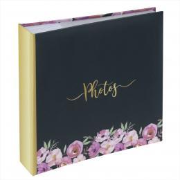 Hama album memo FLOWER PHOTOS 10x15/200, popisové pole