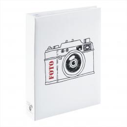 Hama album memo RETRO 10x15/200, popisové štítky