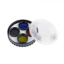 """Celestron filtr 1.25"""" sada 4 barevných filtrù (94119-10) - zvìtšit obrázek"""