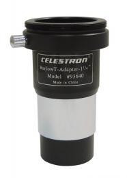 Detail produktu - CELESTRON Barlow T-adaptér universal 1,25