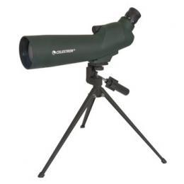 Detail produktu - Celestron 20-60 x 60mm Zoom Refractor - 45° (52223)