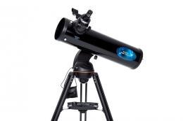Dalekohledy a mikroskopy Teleskopy Zrcadlové (reflektory) GoTo montáž
