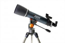 Celestron Astromaster 102/660mm AZ teleskop èoèkový (22065)