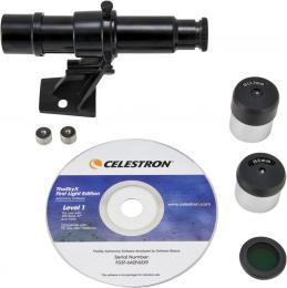 """Celestron 1.25"""" rozšiøující set okulárù a filtrù k teleskopùm FirstScope IYA (21024-ACC) - zvìtšit obrázek"""