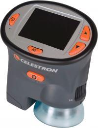 Detail produktu - CELESTRON digitální mikroskop s LCD (44310)