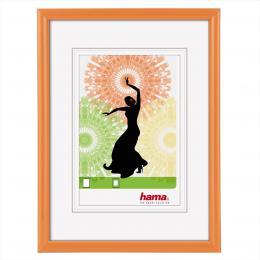 Hama rámeèek plastový MADRID, oranžová, 20x30 cm