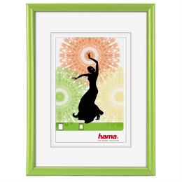 Hama rámeèek plastový MADRID, svìtle zelená, 10x15 cm