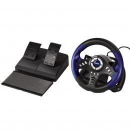 """Detail produktu - Hama PS2 z�vodn� volant """"Thunder V18"""""""