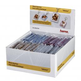 Hama pøívìsek na klíèe Glimmer, balení 24 ks (cena je uvedená za 1 kus)