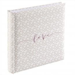 Hama album klasické ROMANCE 30x30 cm, 80 stran