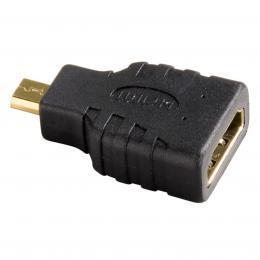 Hama redukce HDMI, zásuvka typ A - vidlice typ D (Micro)